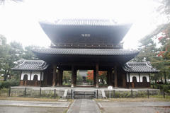 Kenninji Temple Sanmon 建仁寺 三門