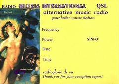 Radio Gloria International eQSL