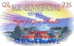 Radio Merlin International eQSL