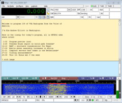 Program 109 of VOA Radiogram in Saitama, JAPAN