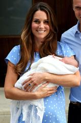 Royal baby name is George