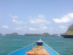 Holy Week-�AHundred Islands