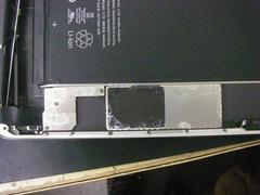 Apple iPadmini 水没修理
