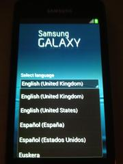 GALAXY S2をAndroid4.1.2にしてみた。(Jelly Bean)