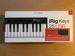 IK Multimedia iRig KEYS 25 USB キーボードを買った