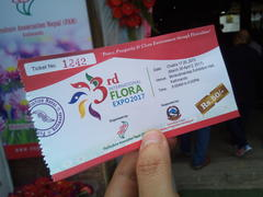 FLORA EXPO 2017 in Nepal �A