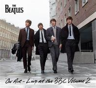 BEATLES Live at the BBC 2 リリース!!