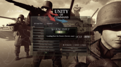 unity of command Race for rostov 6/12