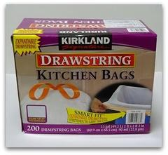 コストコ〜 KITCHEN BAGS