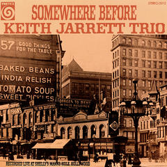 160曲目 My Back Pages - Keith Jarrett