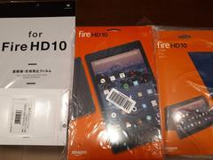 Fire HD 10 タブレット 4,200円OFF