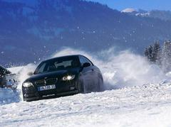 Snow Dancing with Alpina