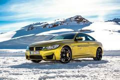 M4 on ICE  BMW