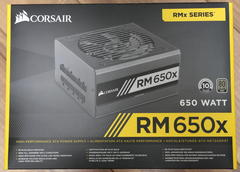 PC電源RM650xを購入