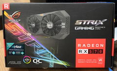ROG-STRIX-RX570-O4G-GAMINGを購入した。