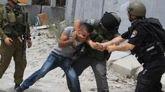 Palestinian killed in West Bank clash 2014.7.14