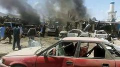 89 killed in east Afghanistan bombing 2014.7.16