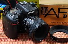 AI AF Micro-Nikkor60mmf/2.8D を買う