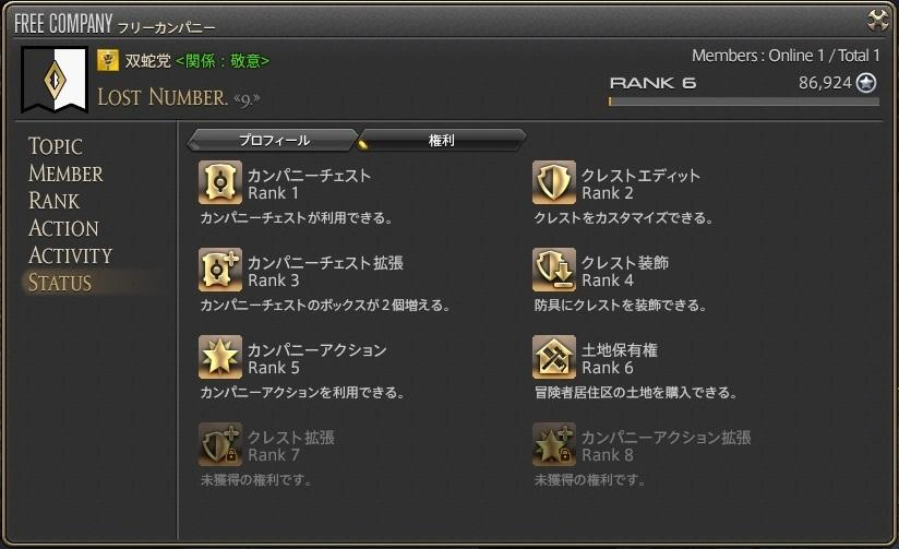 how to start an fc ffxiv