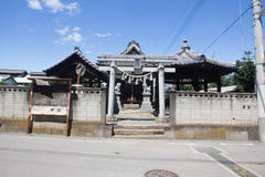 Sanno Abolished Temple Trace 山王廃寺跡(日枝神社)