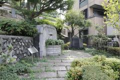 Monument of the Site of Taisho Studio 大正活映撮影所跡