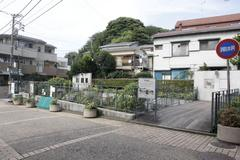 Site of Gerald's Spring Side House  ジェラールの水屋敷