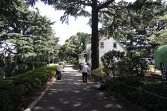 The First Western-style Park in Japan 日本最初の洋式公園