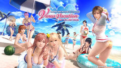 DEAD OR ALIVE Xtreme Venus Vacation はじめました。