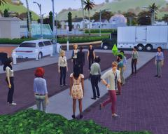 Sims4 「GET FAMOUS」19