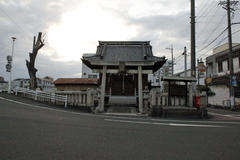 Suijin Shrine 水神社 <静岡市清水区>