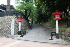 Junisha Kumano Shrine 十二社熊野神社 <新宿区西新宿>