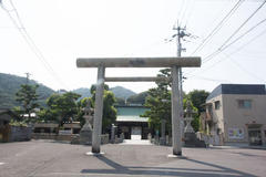 Iwaseo Hachimangu Shrine 石清尾八幡宮 <高松市>