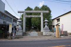 Yasaka Shrine 八坂神社 <香取市佐原>