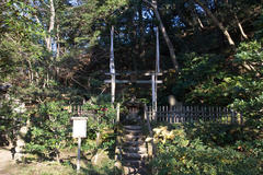 Sankeien Tenmangu Shrine 三渓園天満宮 <横浜市中区>