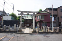 Suijingu Shrine 水神社 <横浜市鶴見区>