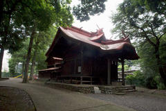 Hachiman Shrine 八幡神社 <国分寺市西元町>