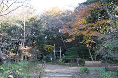 Sankeien Tenmangu Shrine 三渓園天満宮