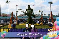 DCL & WDW の旅 WDW 初日編