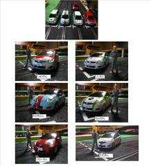 FY17第19戦【Vitz CupRound3】SLOT CARレース