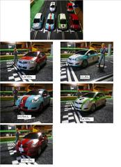 FY17第22戦【Vitz CupRound4】SLOT CARレース