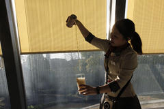 How to pour the delicious beer 美味しいビールの注ぎ方