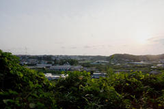 Special view from the hill 高台からの眺望 2017年7月