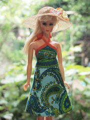 Original Dolldress 006 Sundress a la MOD