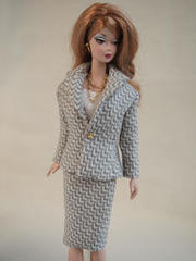 "Original Dolldress 010 ""Scale"""