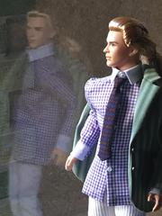Original Dolldress 017 Men's Jacket and shirt
