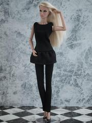 Tunic and Slim Pants for FR