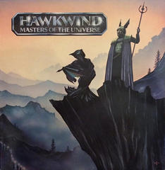 HAWKWIND/MASTERS OF THE UNIVERSE(1977)