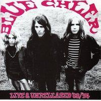 BLUE CHEER/LIVE & UNRELEASED '68/'74(1996)