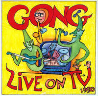 GONG/LIVE ON TV 1990(1993)