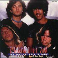 THIN LIZZY/THE BOYS ARE BACK IN TOWN(1997)